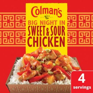 Colmans sweet and sour